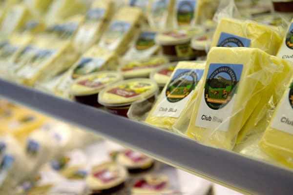 Tilba Cheese